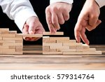 cooperation concept | Shutterstock . vector #579314764