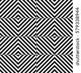 vector seamless pattern.... | Shutterstock .eps vector #579338944