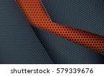 abstract vector background. ... | Shutterstock .eps vector #579339676