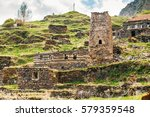 Ancient Old Stone Watchtower O...