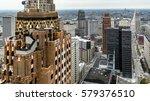 detroit architecture  | Shutterstock . vector #579376510
