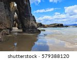 Natural Rock Arches On...