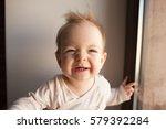 Portrait Of A Little Boy Who I...