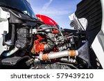 indianapolis   circa february... | Shutterstock . vector #579439210