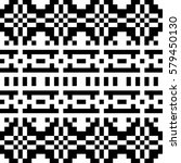 vector seamless pattern.... | Shutterstock .eps vector #579450130