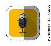 symbol microphone icon image ...