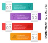 infographics template....   Shutterstock .eps vector #579453643