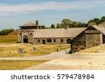 Old Fort Niagara At Summer...