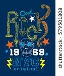 new york rock original t shirt...