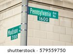 Small photo of 1600 Pennsylvania Avenue. The White House Address