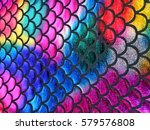 Pattern Of Fish Scales