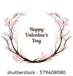flora vector | Shutterstock .eps vector #579608080