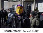 toronto   january 30  a... | Shutterstock . vector #579611809