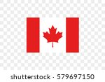 an illustrated country flag of... | Shutterstock .eps vector #579697150
