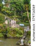 Monte Palace Tropican Garden....