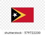 an illustrated country flag of  ... | Shutterstock .eps vector #579722230