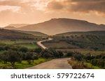 Scenic View Of Cretan Landscap...