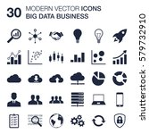 set of 30 quality icons about...