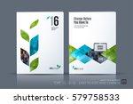 business vector template.... | Shutterstock .eps vector #579758533