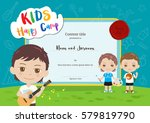 colorful kids summer camp...