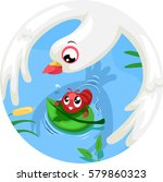 storybook illustration...   Shutterstock .eps vector #579860323