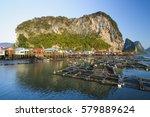 nature landscape | Shutterstock . vector #579889624