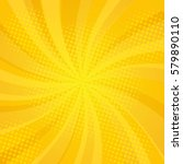 comics rays background with...   Shutterstock .eps vector #579890110