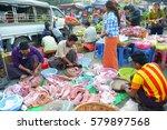 bagan  myanmar  february 4 ...   Shutterstock . vector #579897568