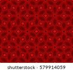modern geometric seamless... | Shutterstock . vector #579914059