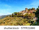 montecatini terme | Shutterstock . vector #579921880