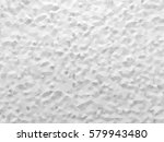 abstract white polygonal... | Shutterstock . vector #579943480
