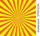 sun sunburst pattern. retro...   Shutterstock .eps vector #579951124