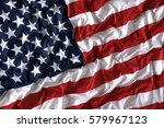 stars and stripes united states ... | Shutterstock . vector #579967123