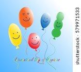 the international day of... | Shutterstock .eps vector #579971533