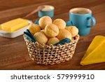 cheese bread   Shutterstock . vector #579999910