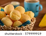 cheese bread | Shutterstock . vector #579999919