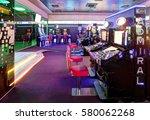 casino   sport bar admiral ... | Shutterstock . vector #580062268