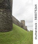 Conway Castle  Gwynedd  North...