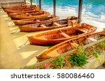 Boathouse Rowing Boats