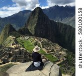 Small photo of Taking it all in Peru