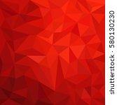 red original abstract... | Shutterstock .eps vector #580130230