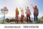 photo of  hipsters gangster... | Shutterstock . vector #580140658