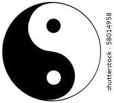 Ying Yang Symbol Of Harmony An...