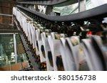 printing press machine | Shutterstock . vector #580156738