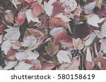 faded instant style colorful...   Shutterstock . vector #580158619