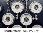 Analogue Gauge. Industrial...