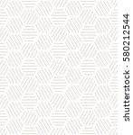 vector seamless pattern. modern ... | Shutterstock .eps vector #580212544