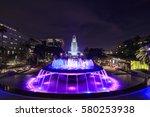 Los Angeles  Feb 3  Night View...