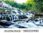 mea ya waterfall at chiangmai...