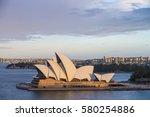 sydney   november 14  the...   Shutterstock . vector #580254886